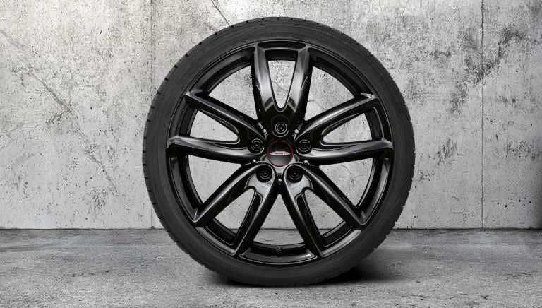 "Jante JCW Grip Spoke 18"" – Jet Black – 815"